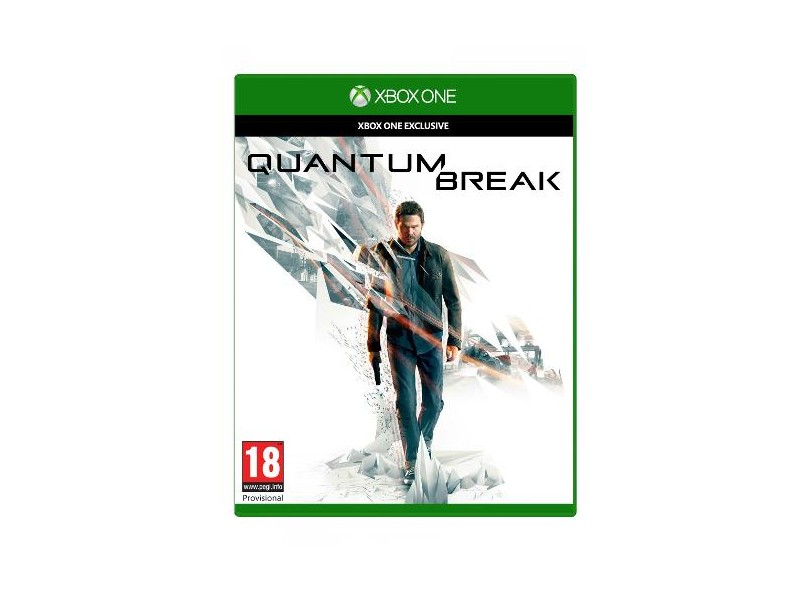 Jogo Quantum Break Xbox One Microsoft