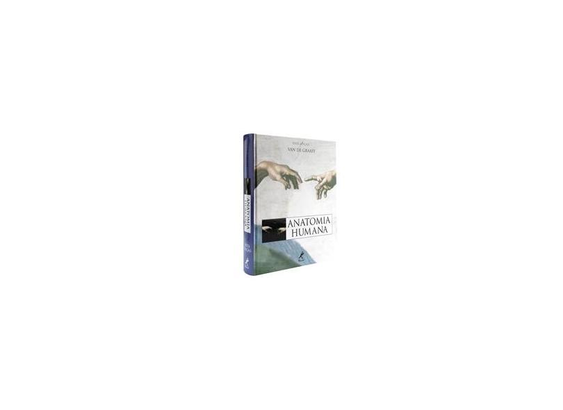 Anatomia Humana - Capa Dura - 9788520413180