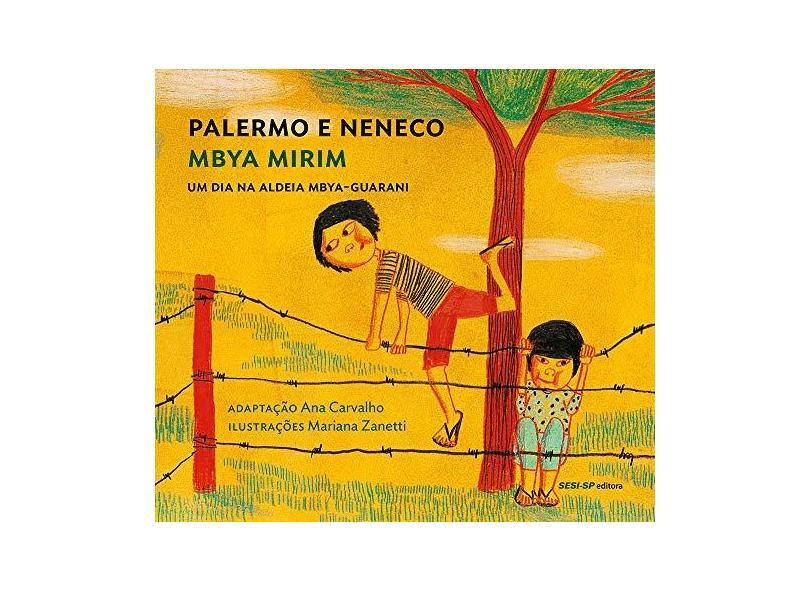 Palermo e Neneco - Ana Carvalho - 9788550408712