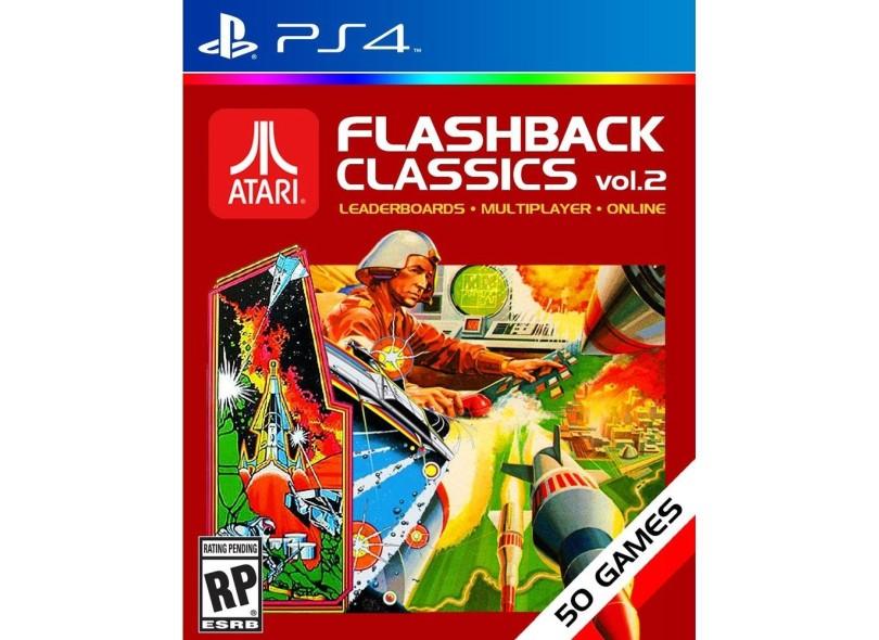 Jogo Atari Flashback Classics Volume 2 PS4 Atari