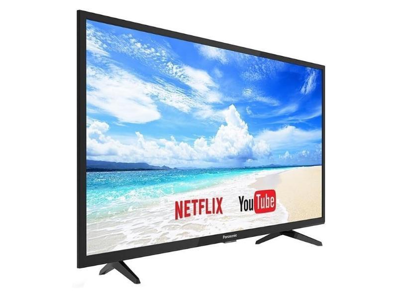 """Smart TV TV LED 43 """" Panasonic TC-43FS500B 2 HDMI"""
