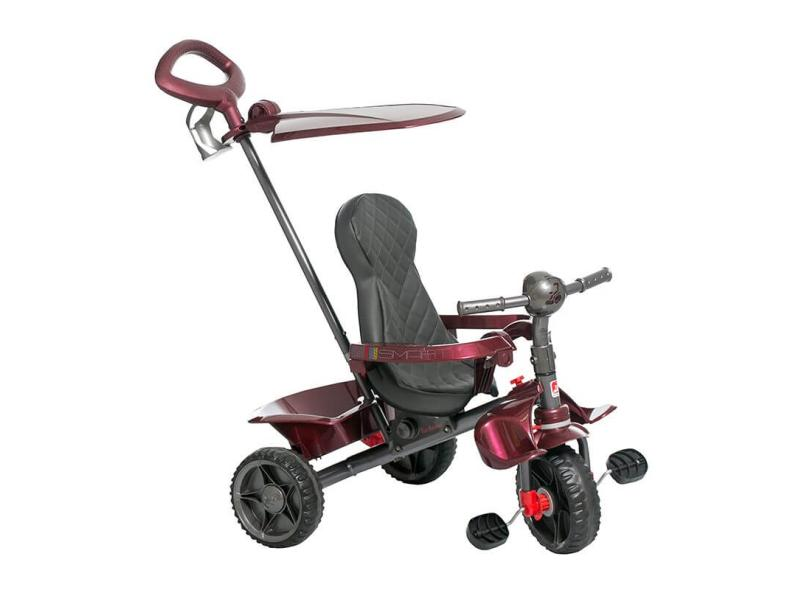 Triciclo com Pedal Bandeirante Smart Comfort