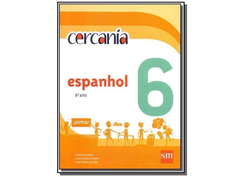 Cercanía - 6º Ano + CD - Ludimilia; Ludimilia - 9788541800525