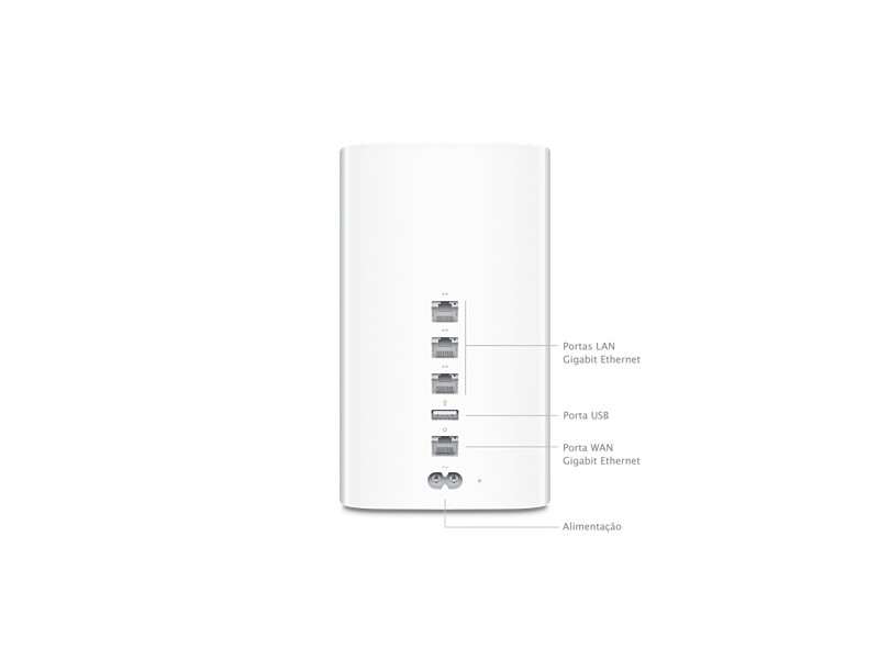 Acess Point Wireless AirPort Extreme - Apple