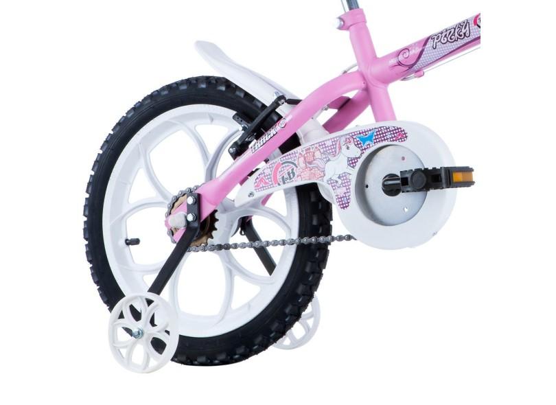 Bicicleta Track & Bikes Aro 16 Pinky