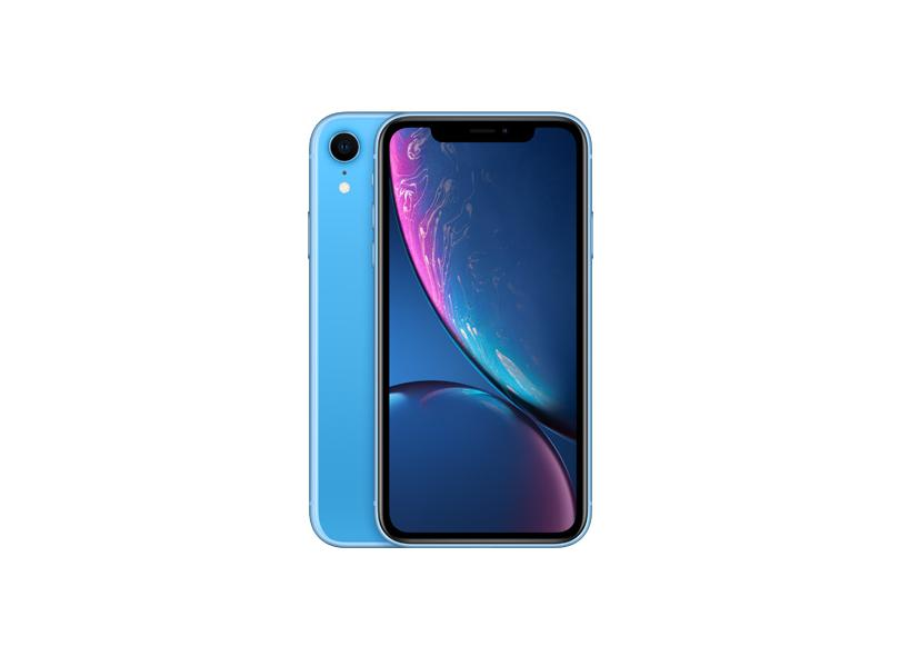 Smartphone Apple iPhone XR 256GB 12.0 MP 2 Chips iOS 12