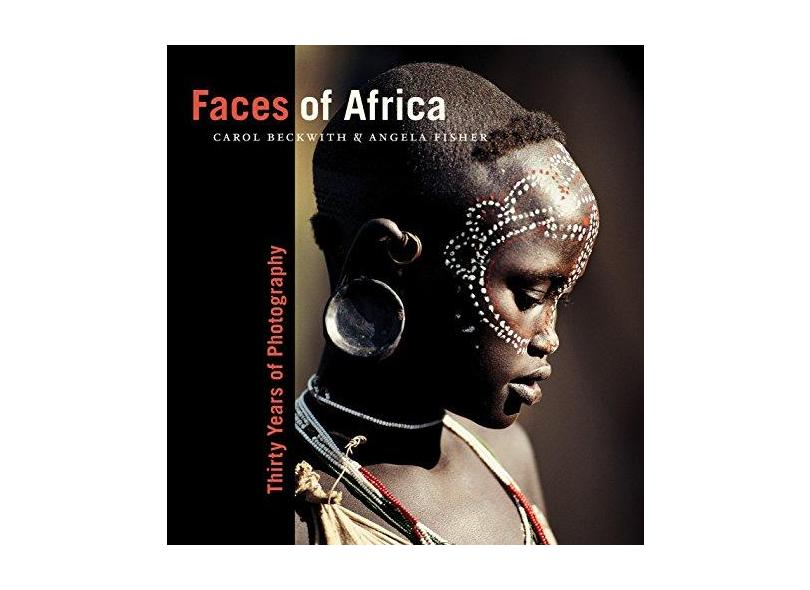 """Faces Of Africa - """"fisher, Angela"""" - 9781426204241"""