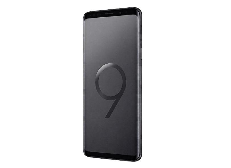Smartphone Samsung Galaxy S9 Plus Usado 128GB 12.0 MP 2 Chips Android 8.0 (Oreo) 4G Wi-Fi