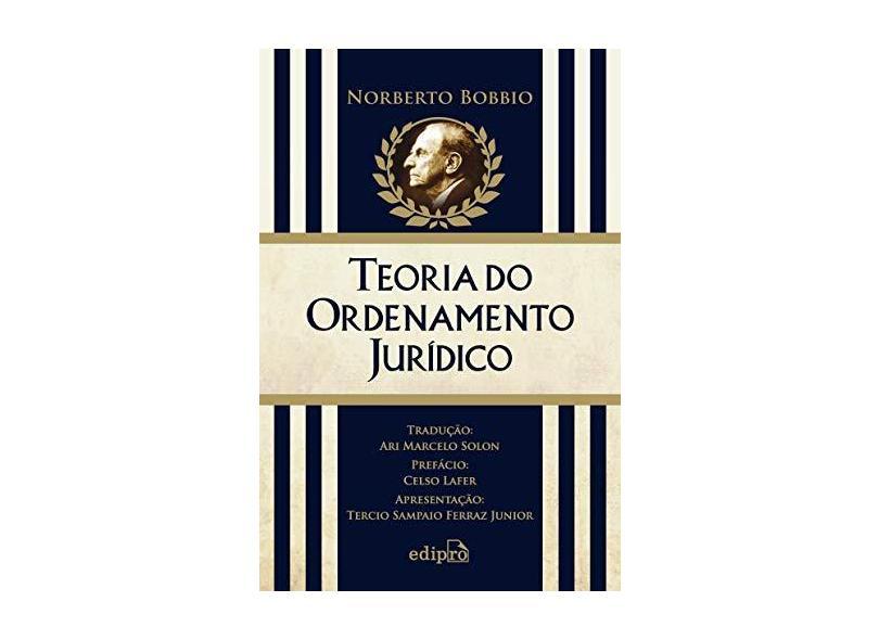 Teoria do Ordenamento Jurídico - 2ª Ed. 2014 - Bobbio, Norberto - 9788572836142