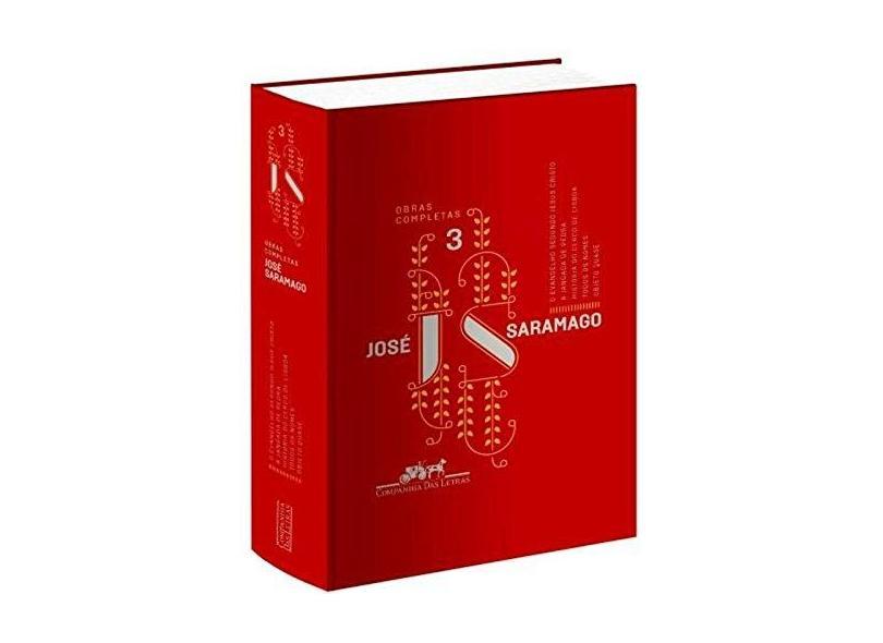 Obras Completas - Vol. 3 - Saramago, José - 9788535925746