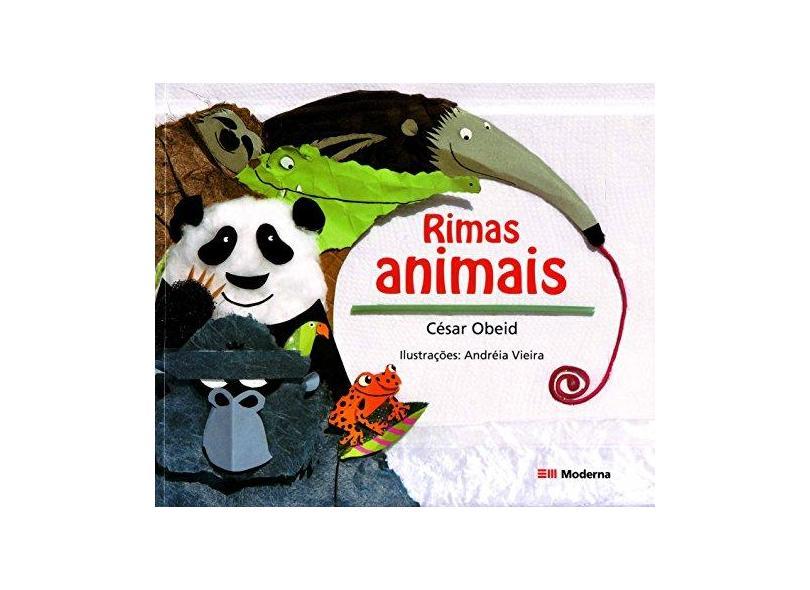 Rimas Animais - Obeid, César - 9788516066949