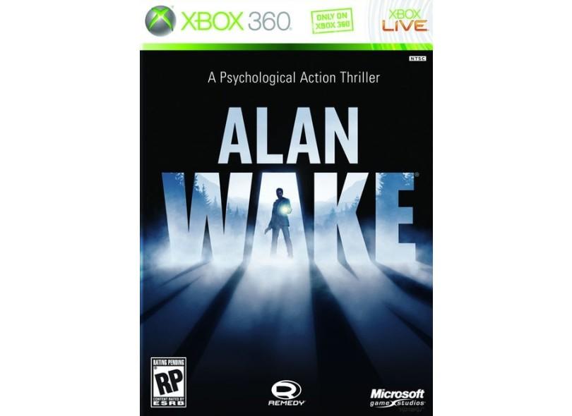 Jogo Alan Wake Microsoft Xbox360