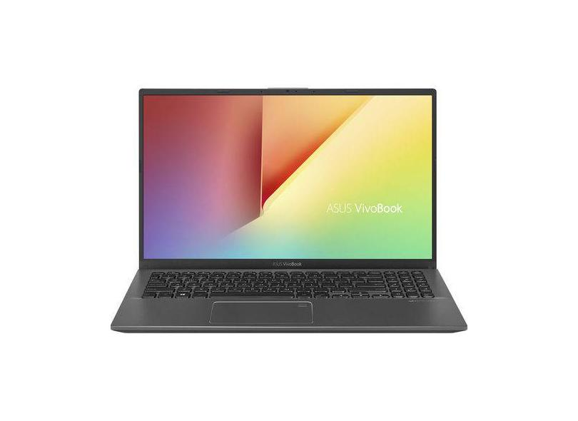 """Notebook Asus VivoBook 15 Intel Core i5 8265U 8ª Geração 8 GB de RAM 1024 GB 15.6 """" Windows 10 X512FA"""