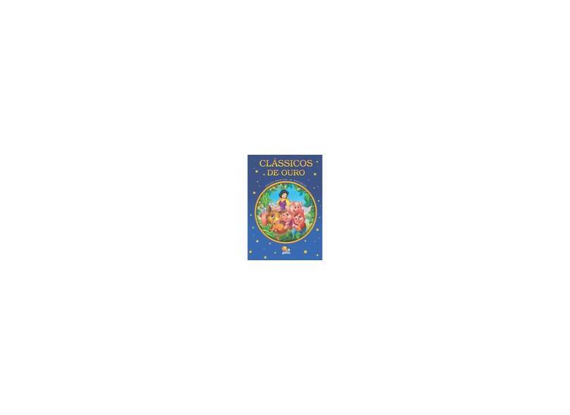 Clássicos de Ouro - Ed. Especial - 25 Histórias - Belli, Roberto - 9788537600269