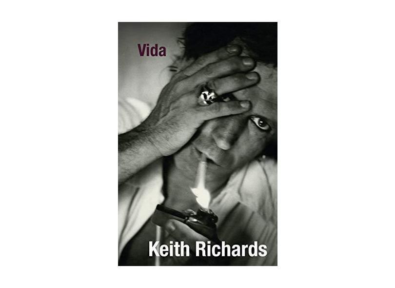 Vida - Keith Richards - 9788525049315