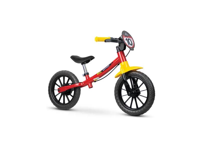 Bicicleta de Equilíbrio Nathor Aro 12 Balance Bike