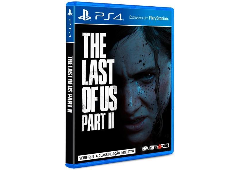 Jogo The Last Of Us Part II PS4 Naughty Dog