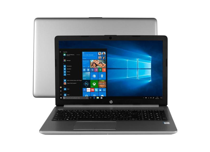 "Notebook HP G Series Intel Core i5 8265U 8ª Geração 8.0 GB de RAM 256.0 GB 15.6 "" Windows 10 250 G7"