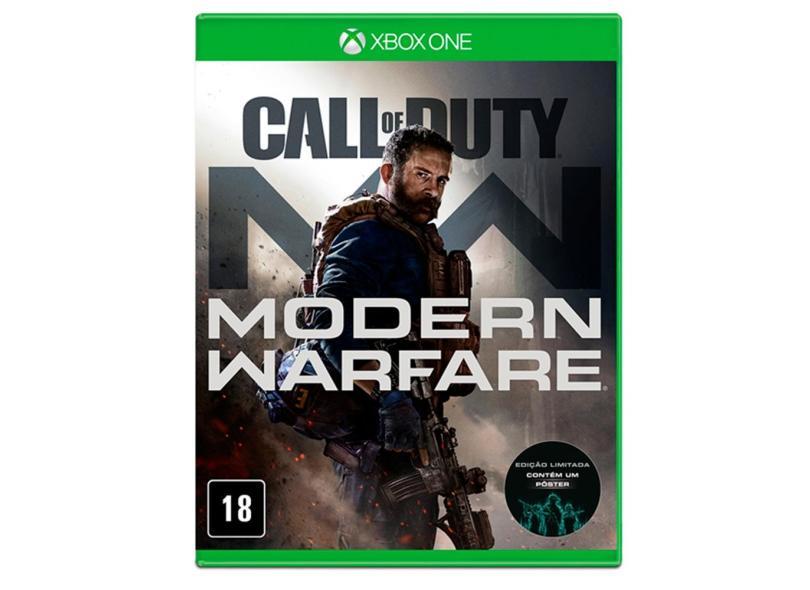 Jogo Call of Duty: Modern Warfare Xbox One Activision