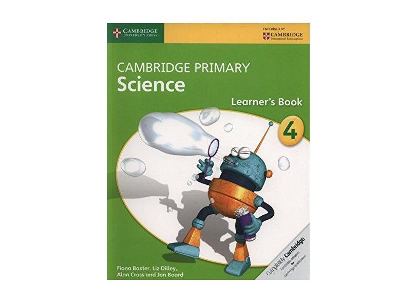 "Cambridge Primary Science Stage 4 Learners Book - ""vários Autores"" - 9781107674509"