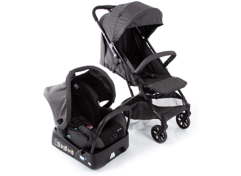 Carrinho de Bebê Travel System com Bebê Conforto Safety 1st Skill TS