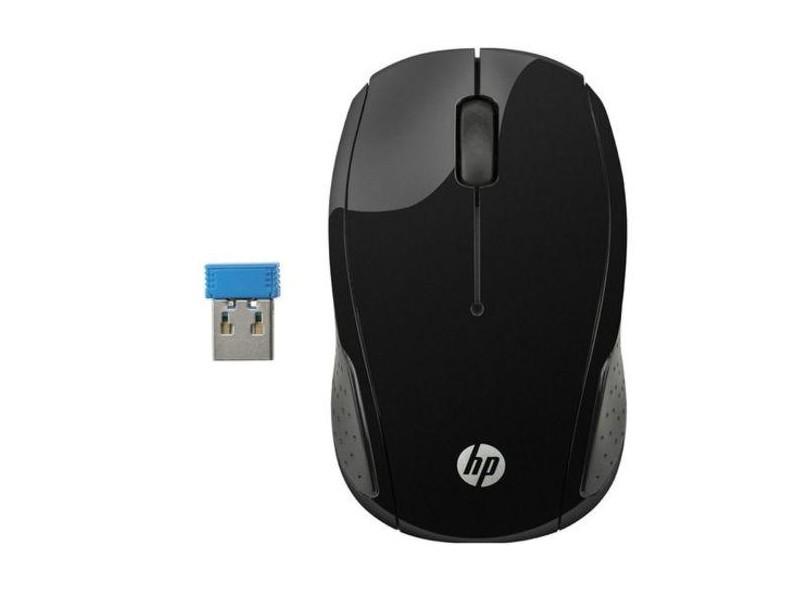Mouse Óptico sem Fio X200 - HP