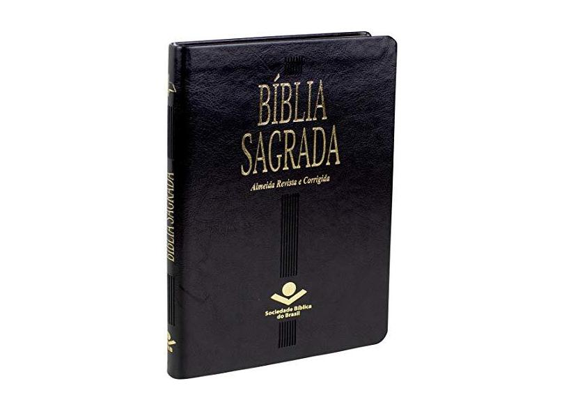 Bíblia Sagrada Revista e Corrigida - Vários Autores - 7899938407844