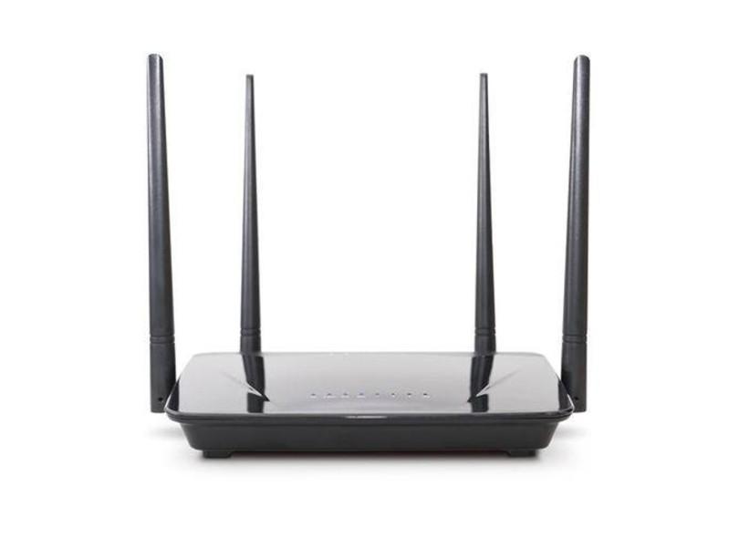 Roteador Wireless 1200 Mbps R1200 Action - Intelbras