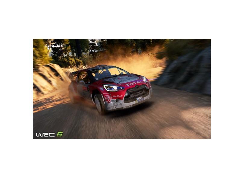 Jogo WRC 6 Xbox One Big Ben