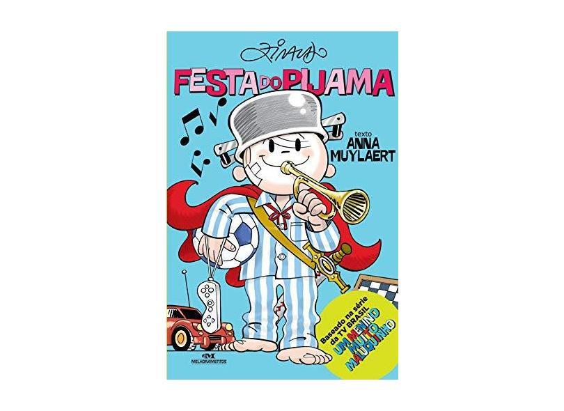 Festa Do Pijama - Capa Comum - 9788506071403