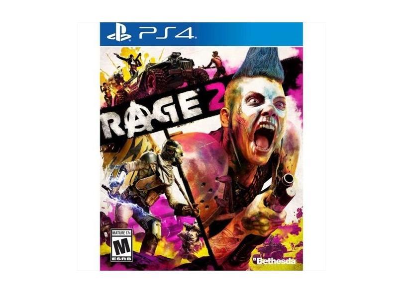 Jogo Rage 2 PS4 Bethesda