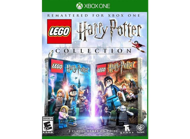 Jogo Lego Harry Potter Xbox One Lego