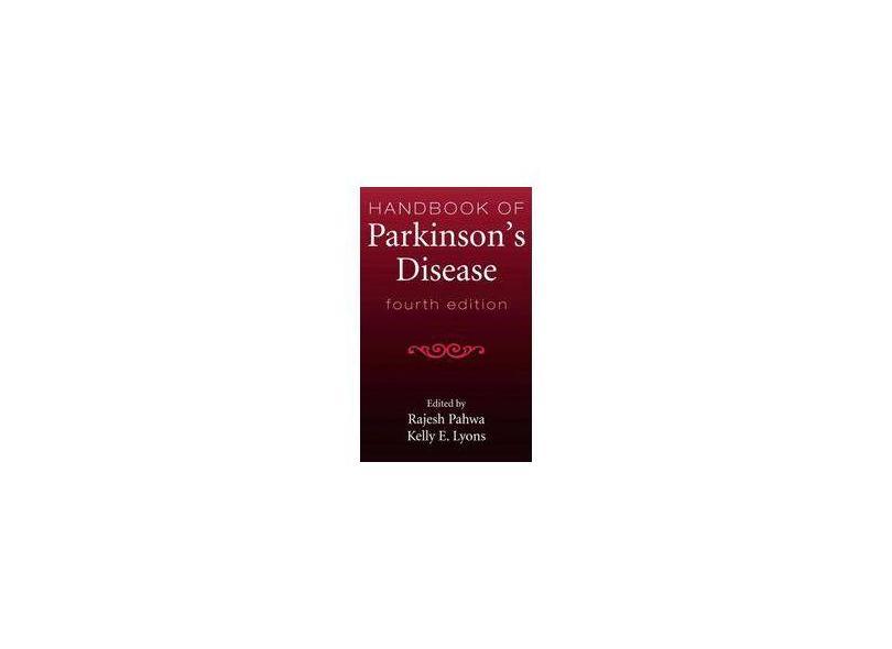 HANDBOOK OF PARKINSONS DISEASE, FOURTH EDITION VOL 92 - Pahwa - 9780849376214