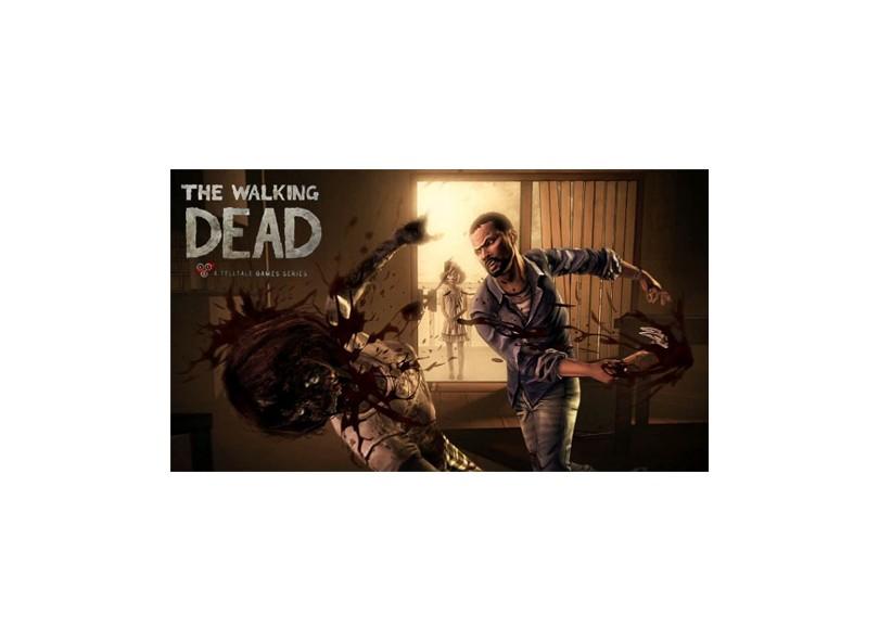 Jogo The Walking Dead Telltale PlayStation 3