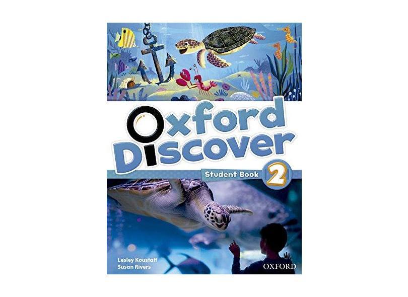 Oxford Discover 2 - Student's Book - Editora Oxford - 9780194278638
