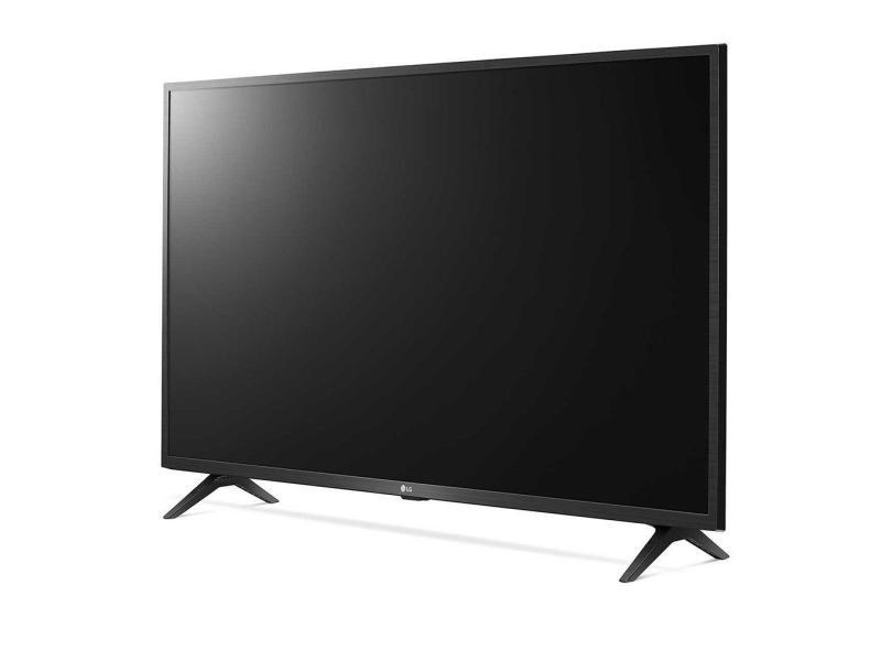 "Smart TV TV LED 50 "" LG ThinQ AI 4K HDR 50UN731C 3 HDMI"