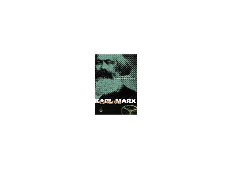 Capital: o Processo de Produção do Capital, O - Livro 1 - Vol. 2 - Karl Marx - 9788520004685