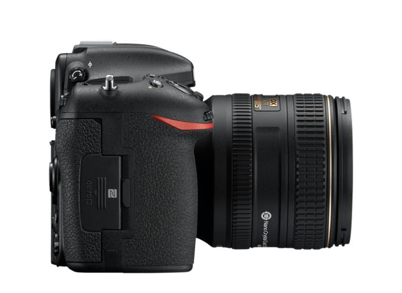 Câmera Digital DSLR(Profissional) Nikon SLR 20.9 MP 4K D500