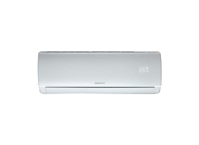 Ar Condicionado Split Hi Wall Agratto Eco 22000 BTUs Controle Remoto Quente/Frio ECS22QFI-R4