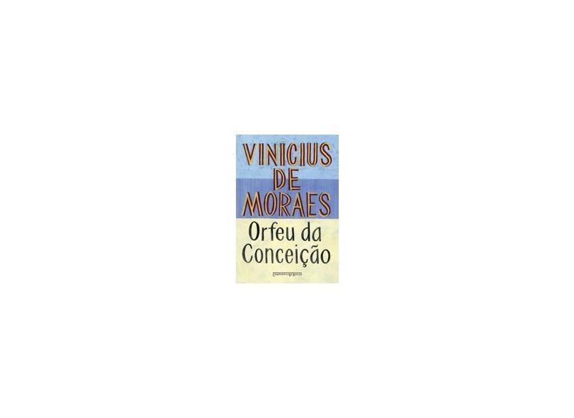 Orfeu da Conceição - Vinicius De Moraes - 9788535923070