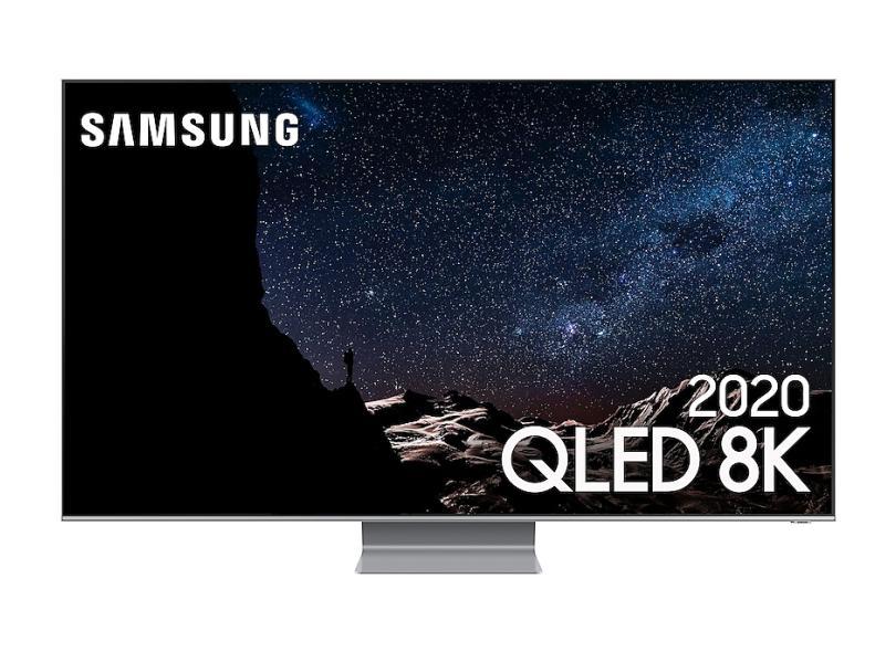 """Smart TV TV QLED 82 """" Samsung Q800T 8K QN82Q800TAGXZD 4 HDMI"""