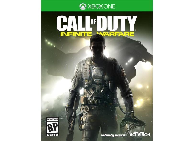 Jogo Call Of Duty Infinite Warfare Xbox One Activision