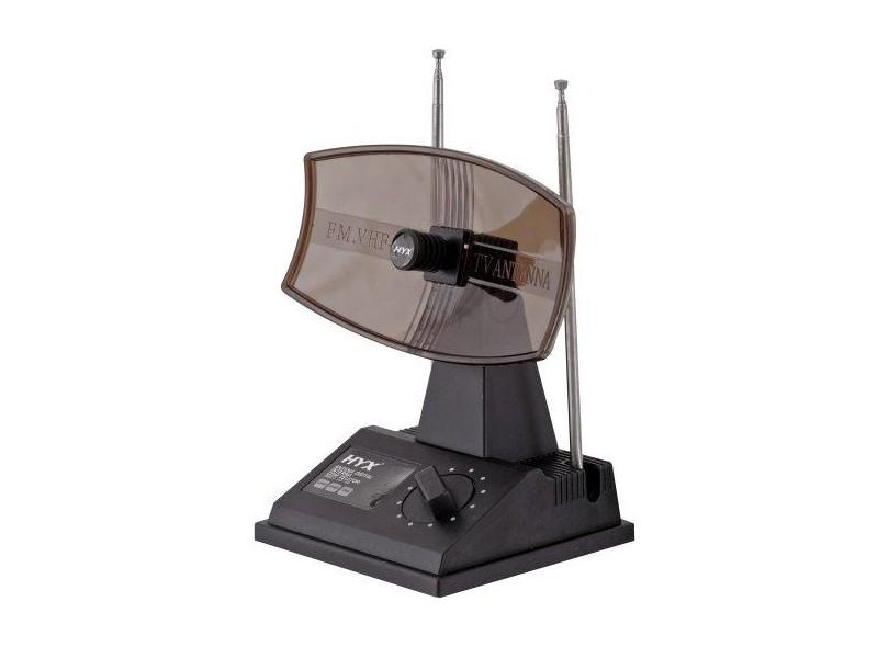 Antena de TV Rádio Interna HYX UVFI-102