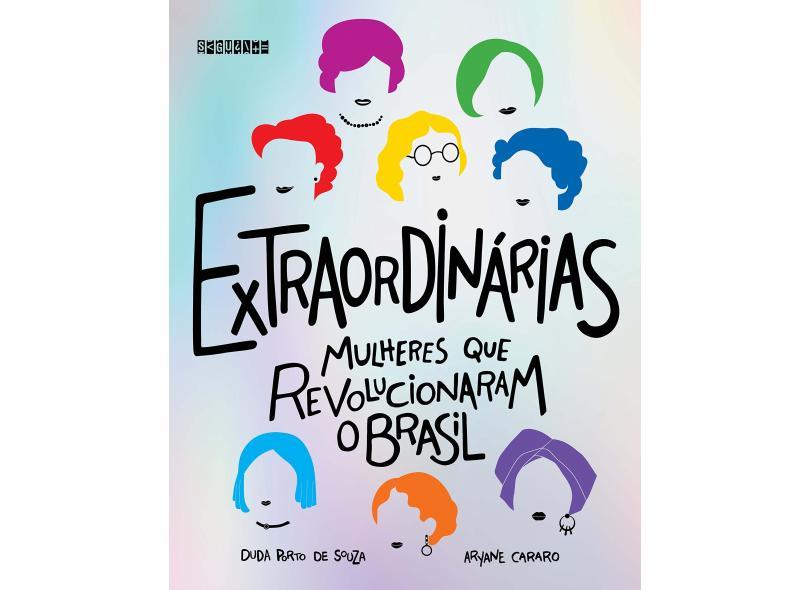 Extraordinárias - Souza, Duda Porto De - 9788555340611