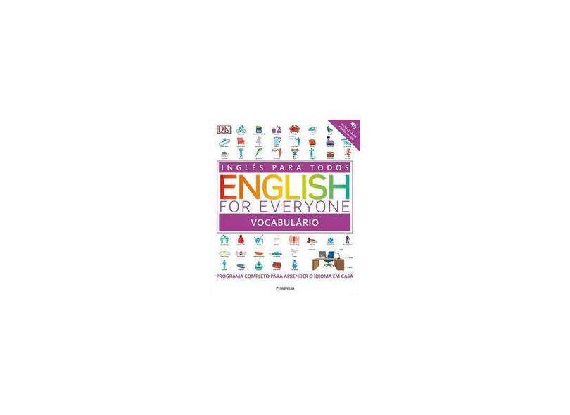 Inglês Para Todos. Vocabulário - Thomas Booth - 9788594111098