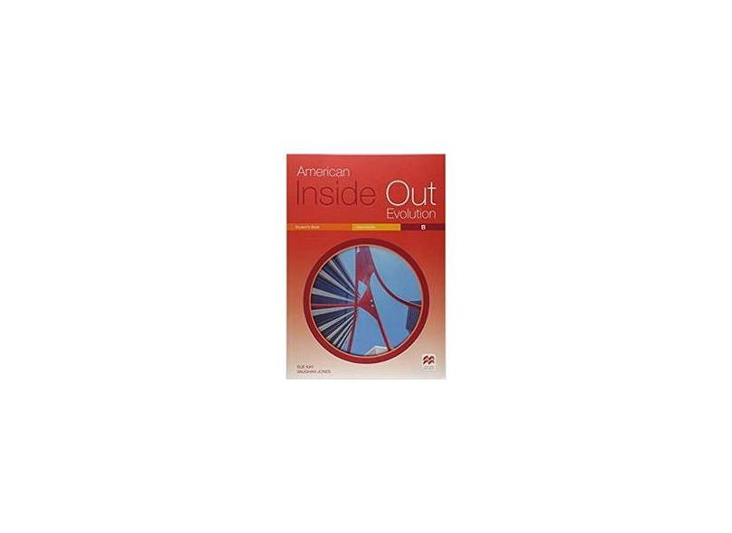 American Inside Out Evolution Student's Pack (+ Workbook Intermediate-B and Key) - Sue Kay - 9786685732351