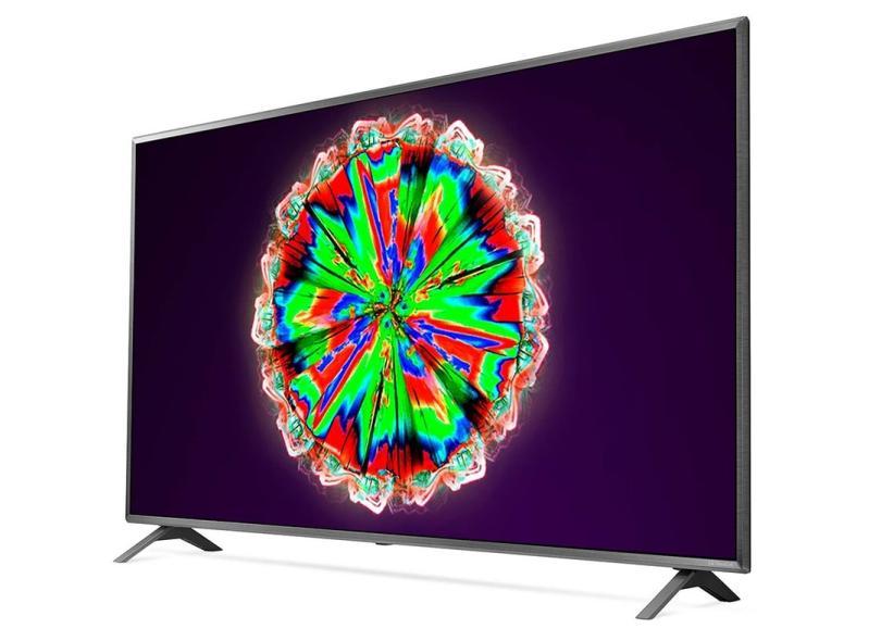 """Smart TV TV Nano Cristal 75 """" LG ThinQ AI 4K HDR 75NANO79SNA 3 HDMI"""