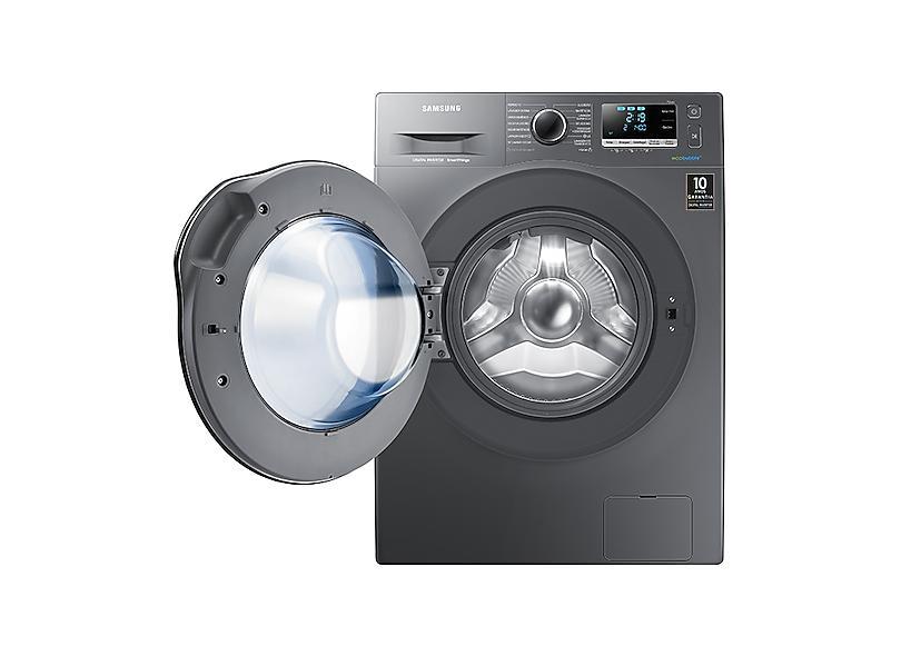 Lava e Seca Samsung Eco Bubble 11.0 kg WD6000 WD11J64E4AX Inox