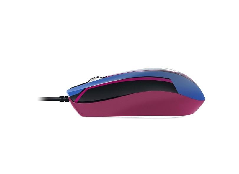 Mouse Óptico Gamer USB Abyssus Elite D.V.A - Razer