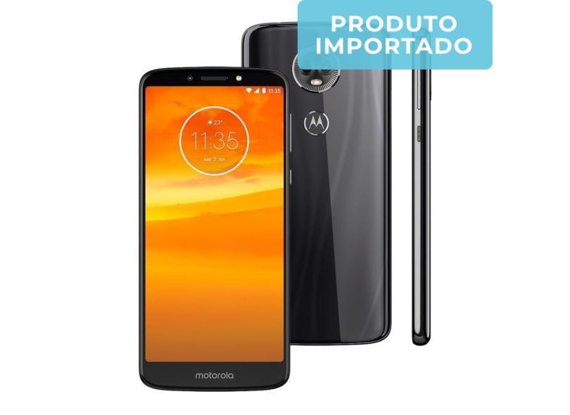 Smartphone Motorola Moto E E5 Plus XT1924-3 32GB 12 MP 2 Chips Android 8.0 (Oreo) 3G 4G Wi-Fi